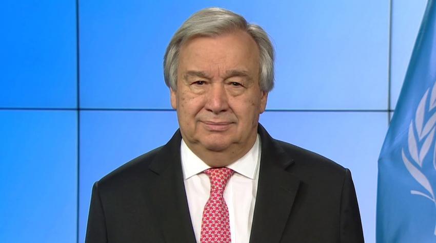 Secretary General COVID-19 virtual press conference 19 March