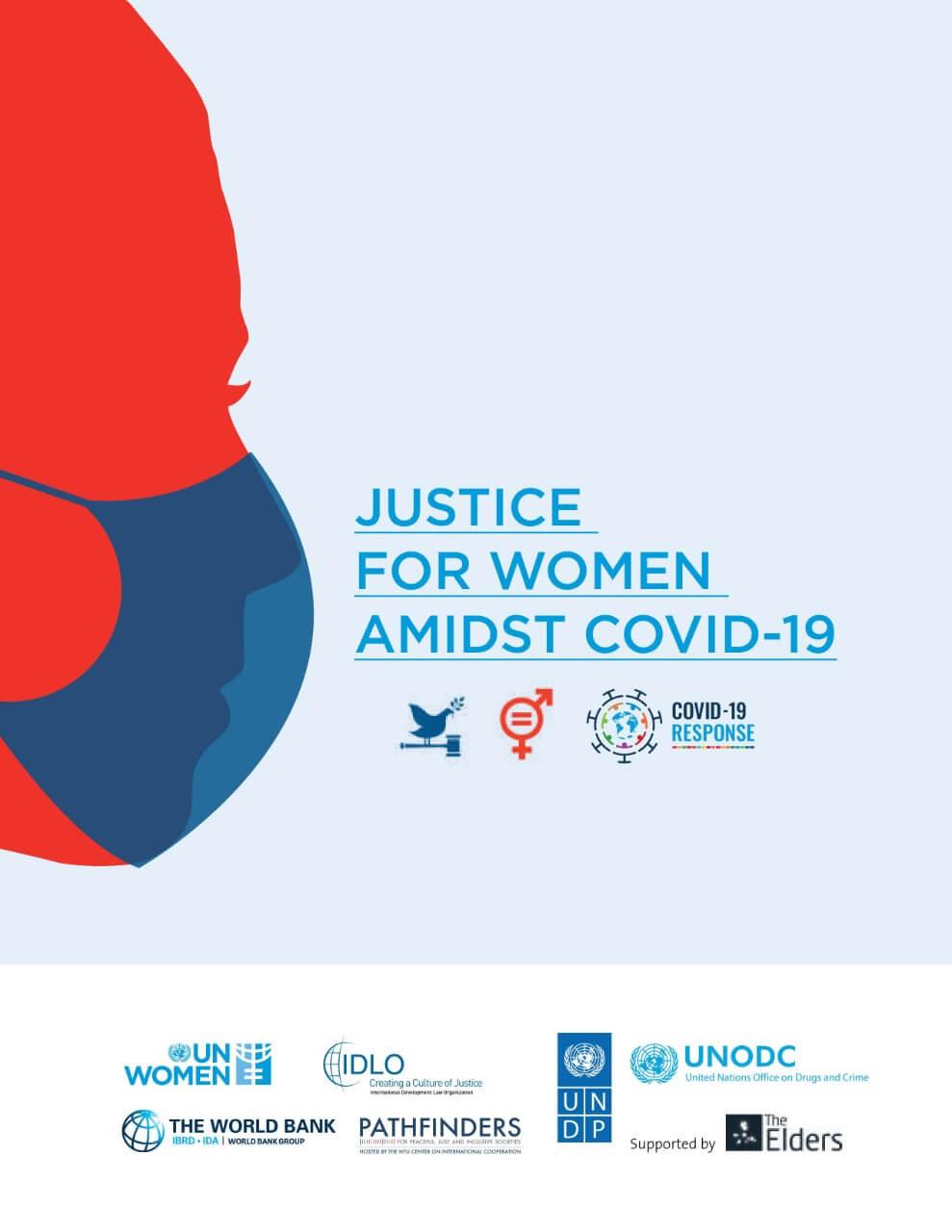 COVID-19 Bağlamında Kadınlar için Adalet