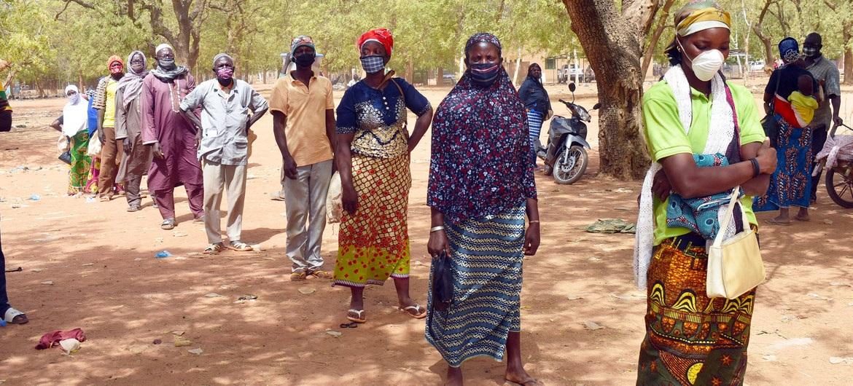 BM kuruluşları dört ayrı ülkede kıtlık çıkmadan önlem alınması çağrısı yapıyor