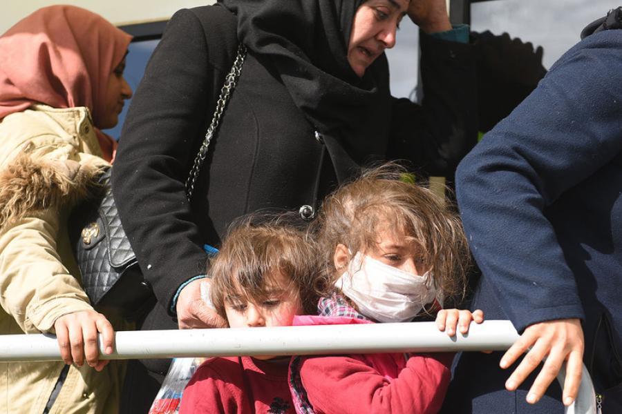 Guterres COVID-19 salgını sürecinde mülteciler ve göçmenleri korumanın önemini vurguladı | Türkiye'de Birleşmiş Milletler